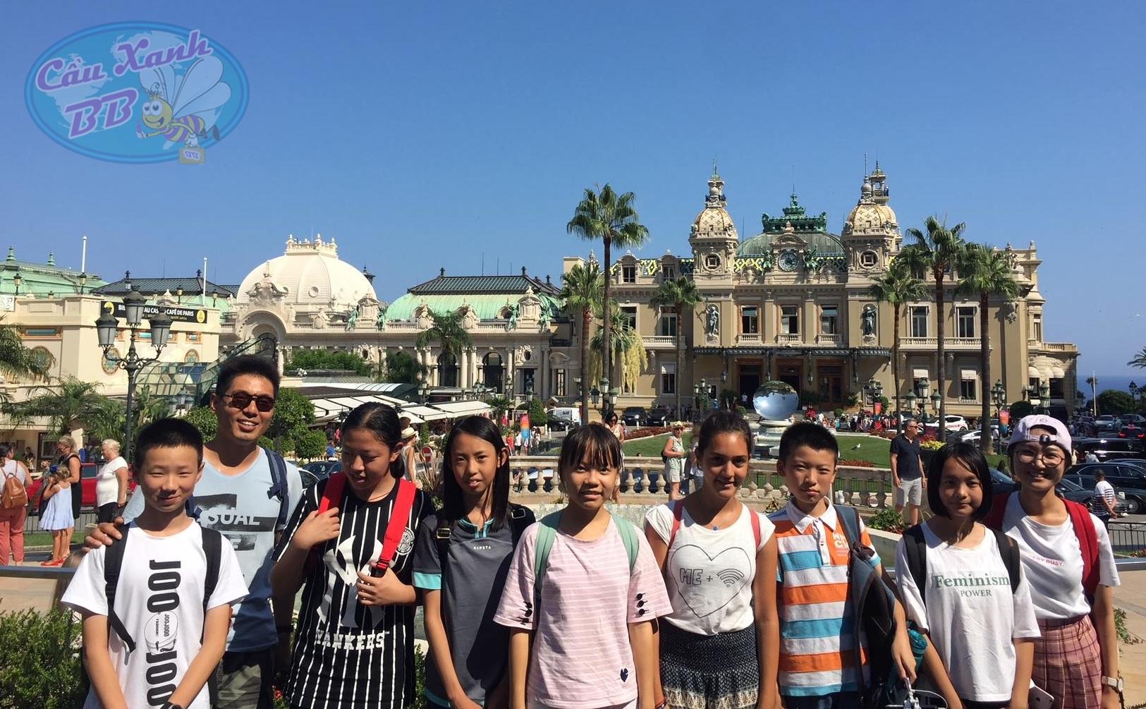 Du học hè Pháp, chương trình trại hè ngôn ngữ không kể lứa tuổi