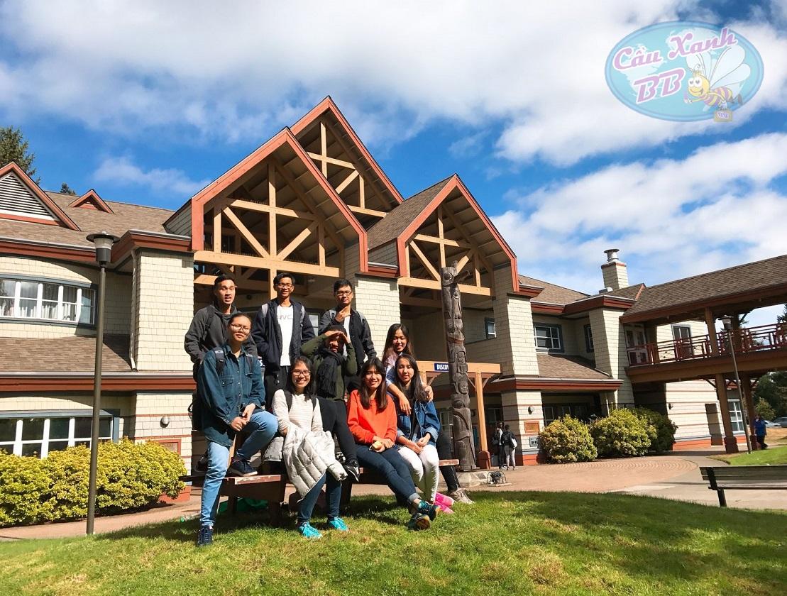 Hội thảo du học Canada, học bổng trường North Island College, Vancouver