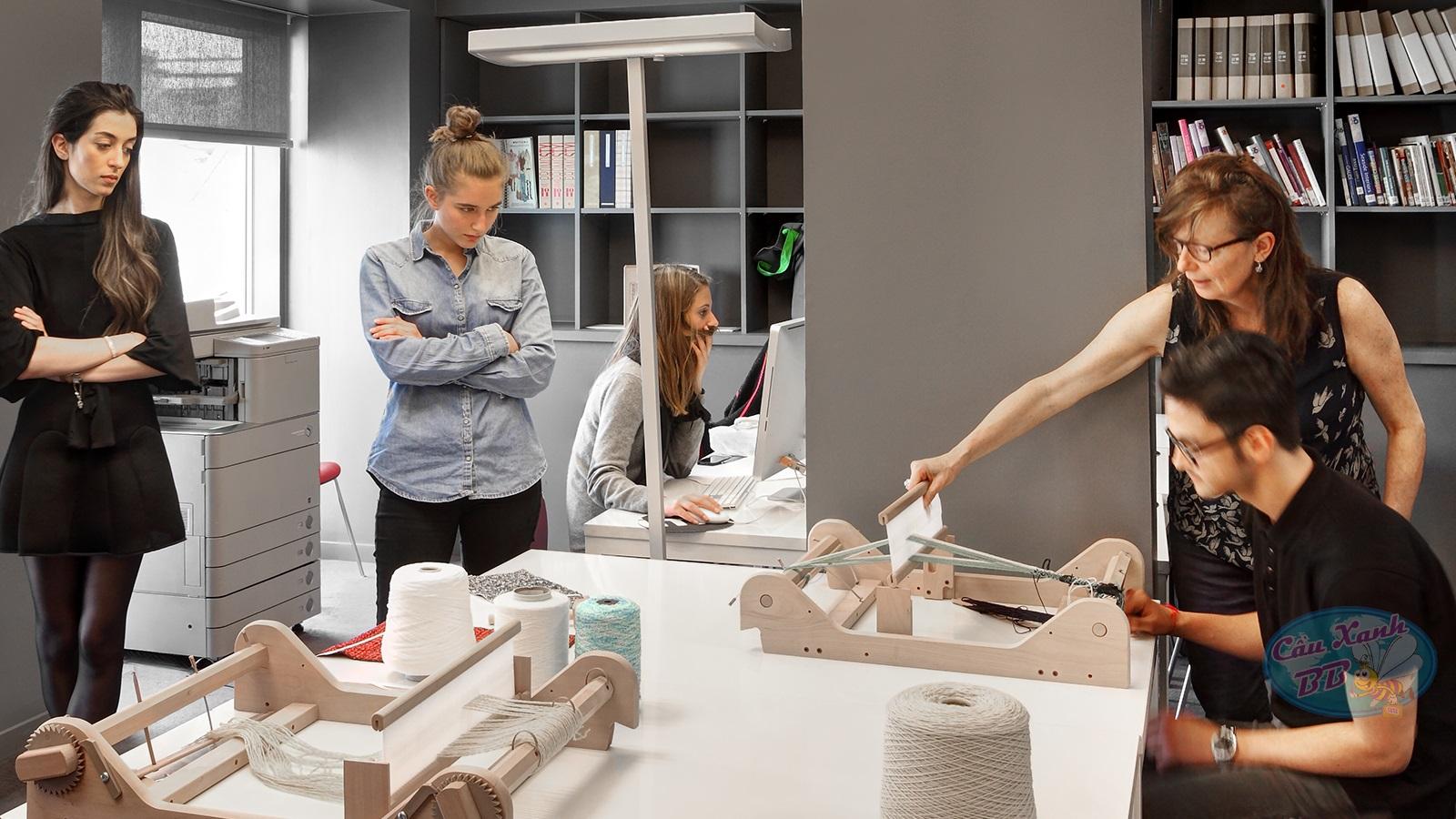 Hội thảo du học ngành Thiết kế thời trang tại Anh, Pháp, Ý