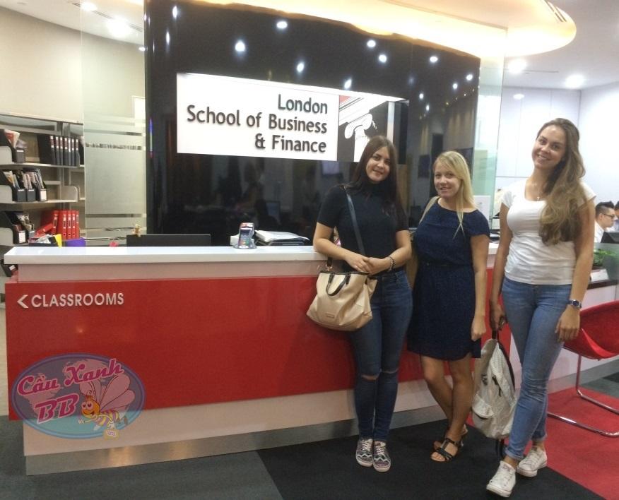 Du học Singapore tại trường Anh Quốc LSBF