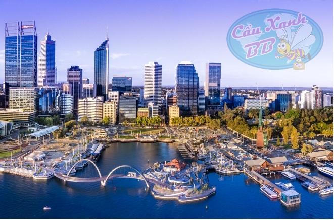 Du học Úc tại Phoenix Academy, đến với Perth xinh đẹp gần Việt Nam.