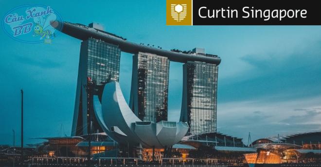 Chương trình học bổng Merit của ĐH Curtin Singapore