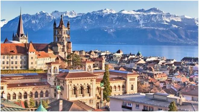 Du học Thuỵ Sỹ tại Zurich, trường IBAS