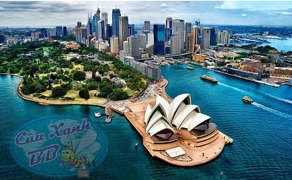 Mùa hè này hãy đến với nước Úc!