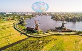 Lộ trình du học Hà Lan