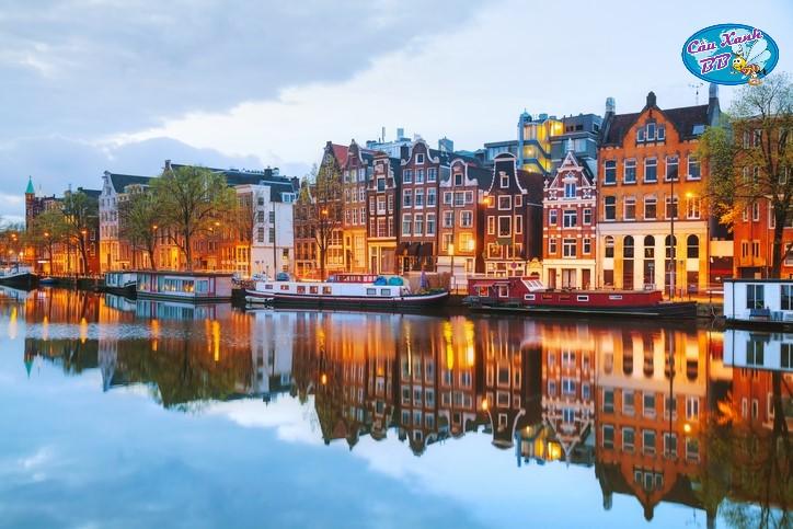 Học bổng du học Hà Lan