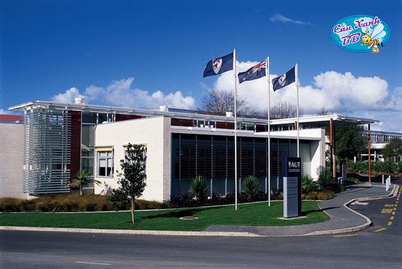 Du học New Zealand: trường Đại học công nghệ Auckland (AUT)