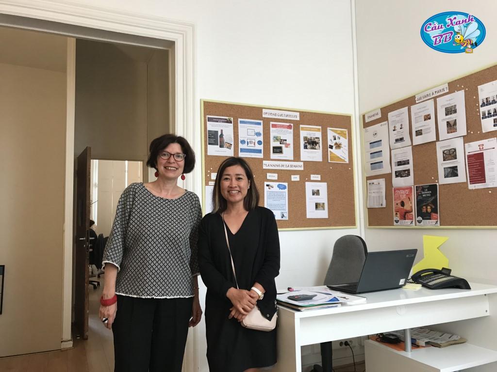 Chia sẻ thông tin về du học Pháp cùng ELFE và College de Paris
