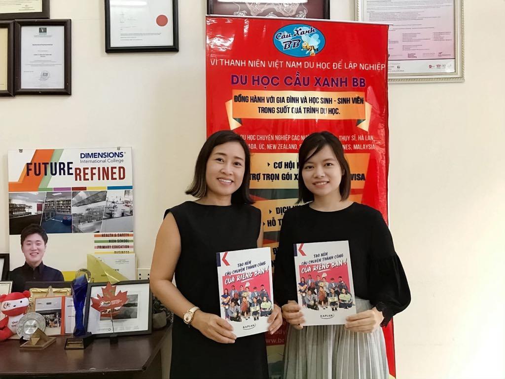 Du học Singapore dễ dàng tại trường Kaplan danh giá