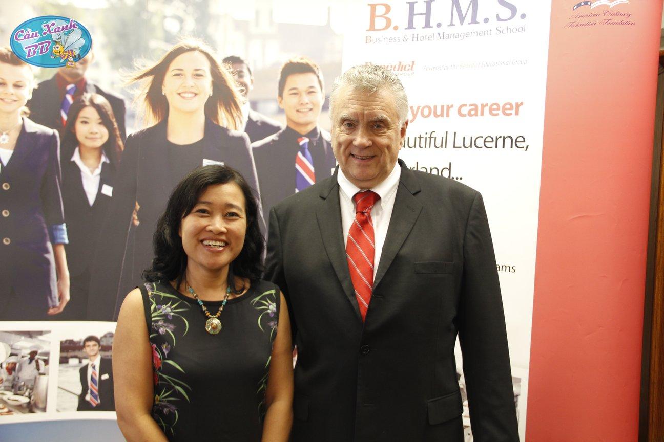 Học bổng Du học Thuỵ Sỹ năm 2020 tại trường BHMS có gì mới?