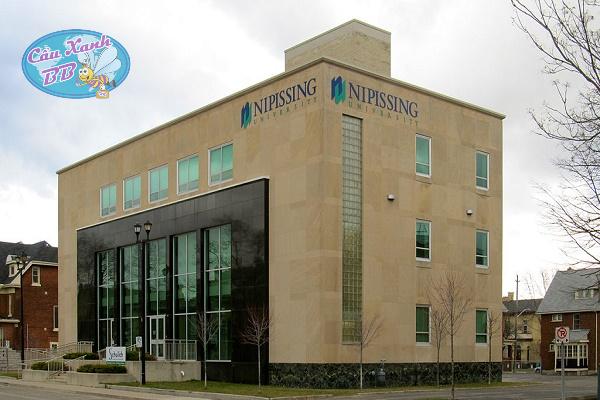 Du học Canada theo chương trình định cư mới, đại học Nipissing