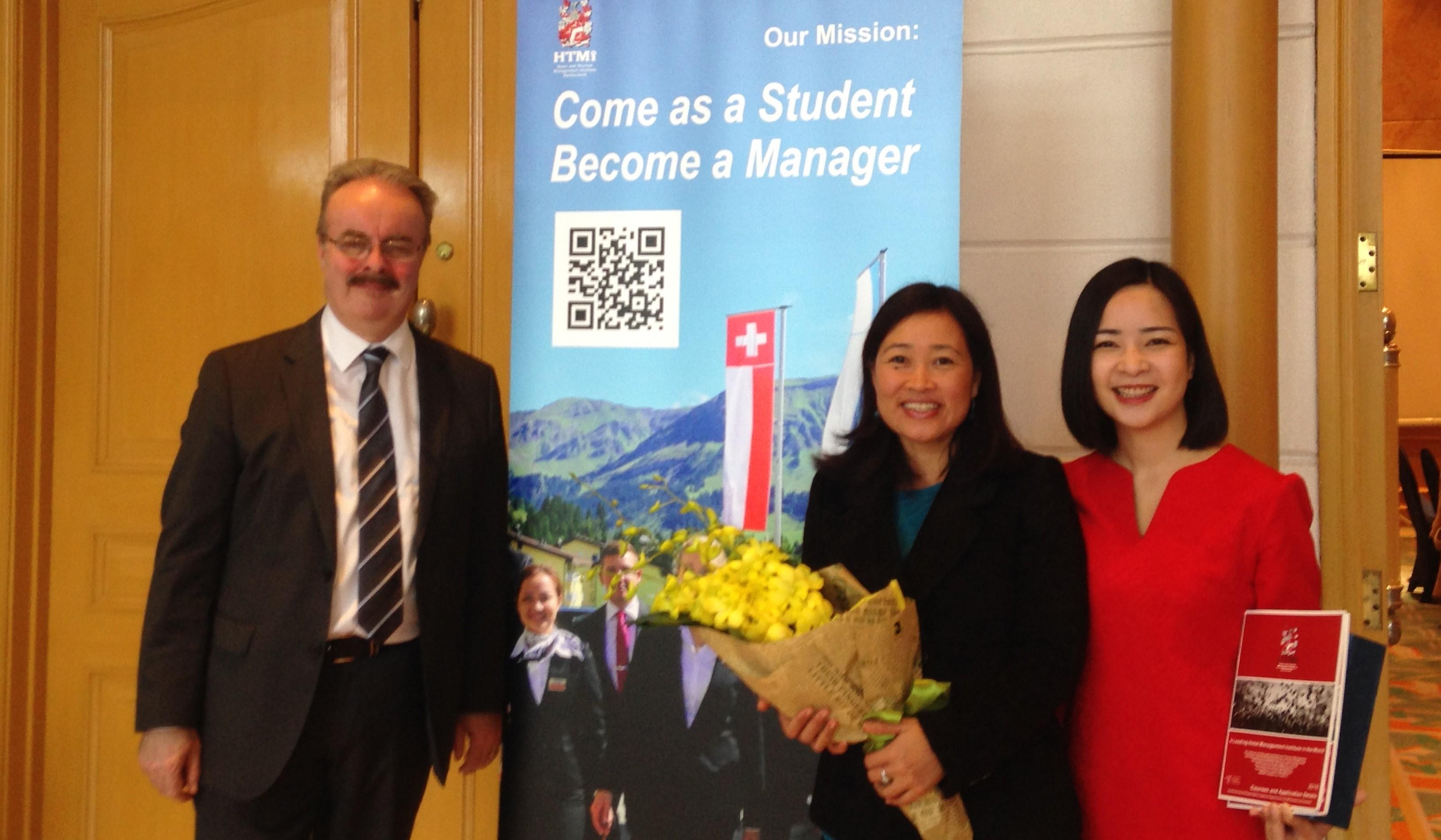Du học tiết kiệm và trải nghiệm ba Châu lục tại trường HTMi
