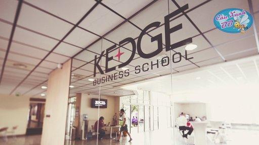 Du học Pháp, trường lớn kinh doanh thứ hạng cao Kedge Business School