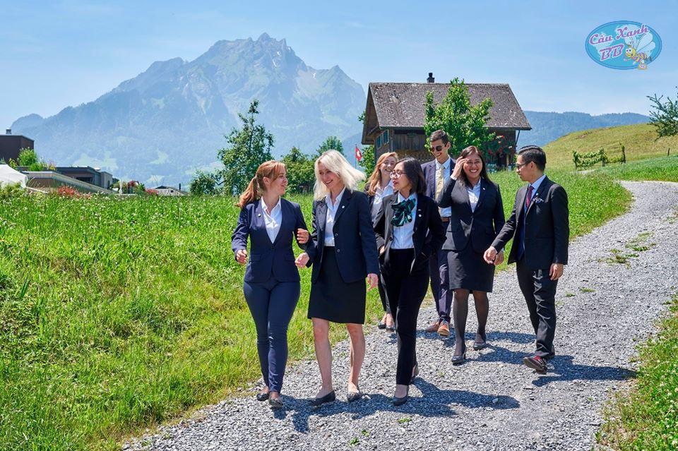 Du học hè, khoá học tiếng, khoá học ngắn hạn Quản trị Du lịch và Khách sạn tốt nhất tại IMI, Thụy Sỹ