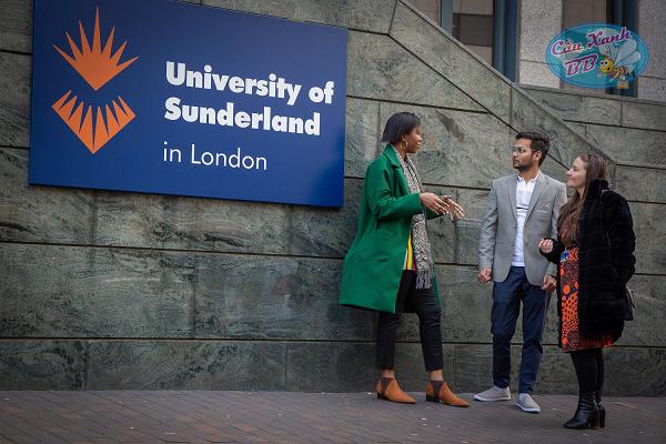 Học bổng du học Anh Quốc tại London kì tháng 4 năm 2020