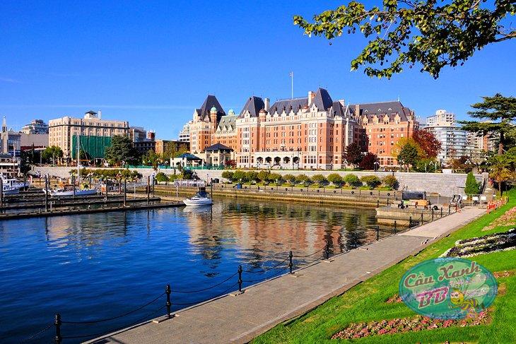 Du học Canada ngành Du lịch khách sạn có nên đi Vancouver hay tỉnh bang British Columbia?