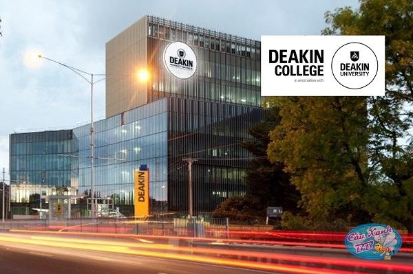 Du học Úc tại Melbourne, cao đẳng Deakin