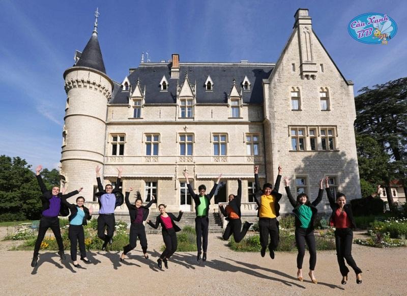 """Du học Pháp ngành khách sạn, ẩm thực tại """"trường lớn"""" Institut Paul Bocuse"""