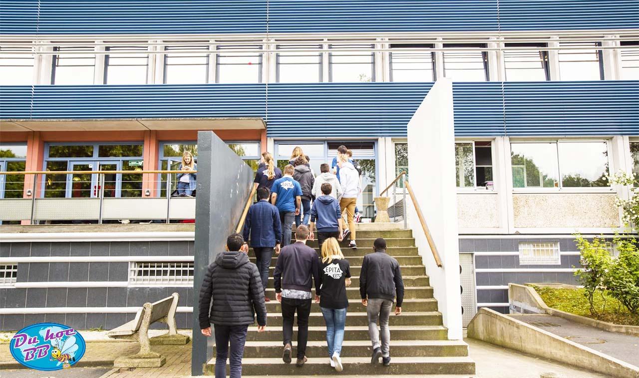 Du học Pháp, ngành công nghệ thông tin nên chọn trường EPITA
