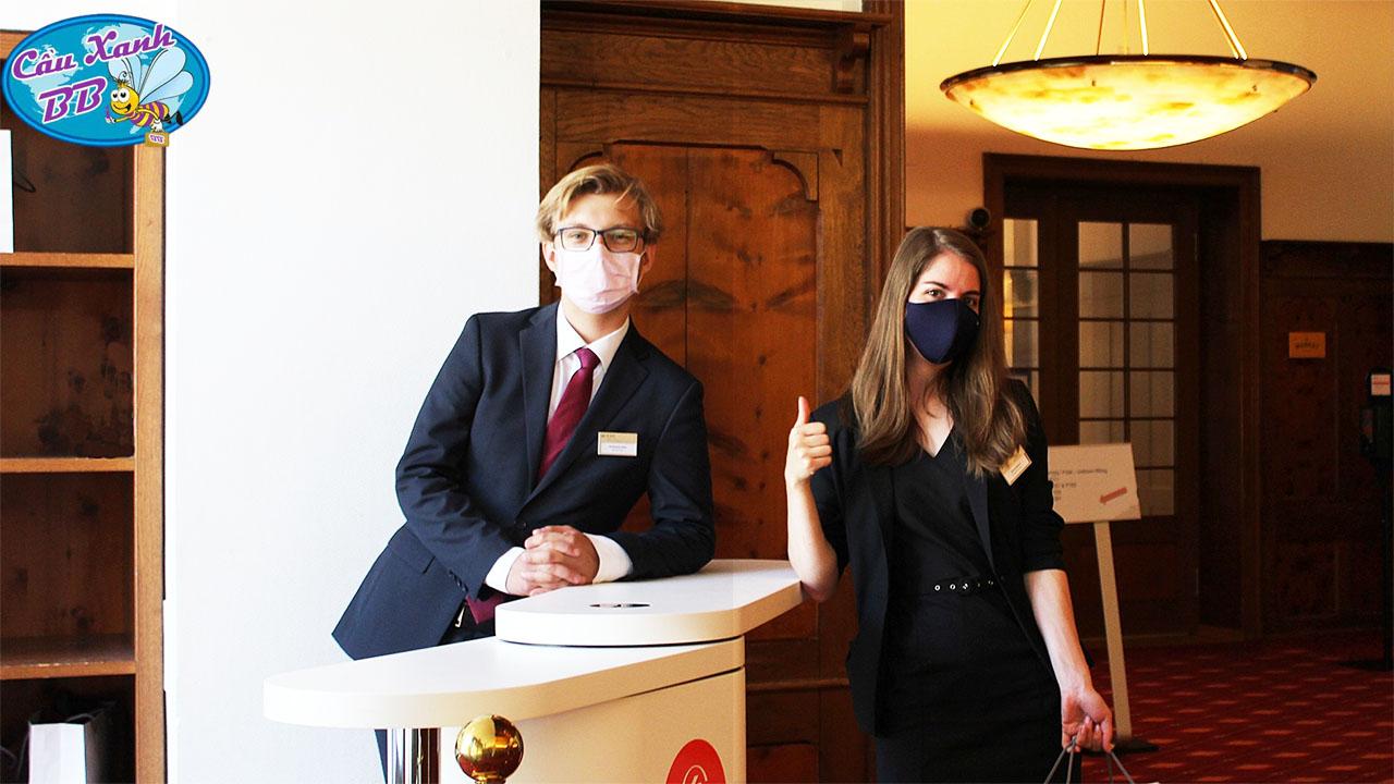 Cập nhật tình hình covid-19 các trường Du lịch khách sạn Thuỵ Sĩ giai đoạn cuối 2020