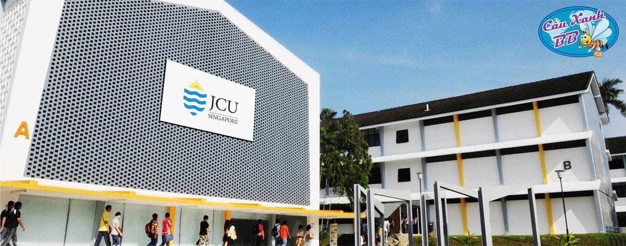Tại sao du học Singapore nên chọn Đại học James Cook (JCU) Singapore?
