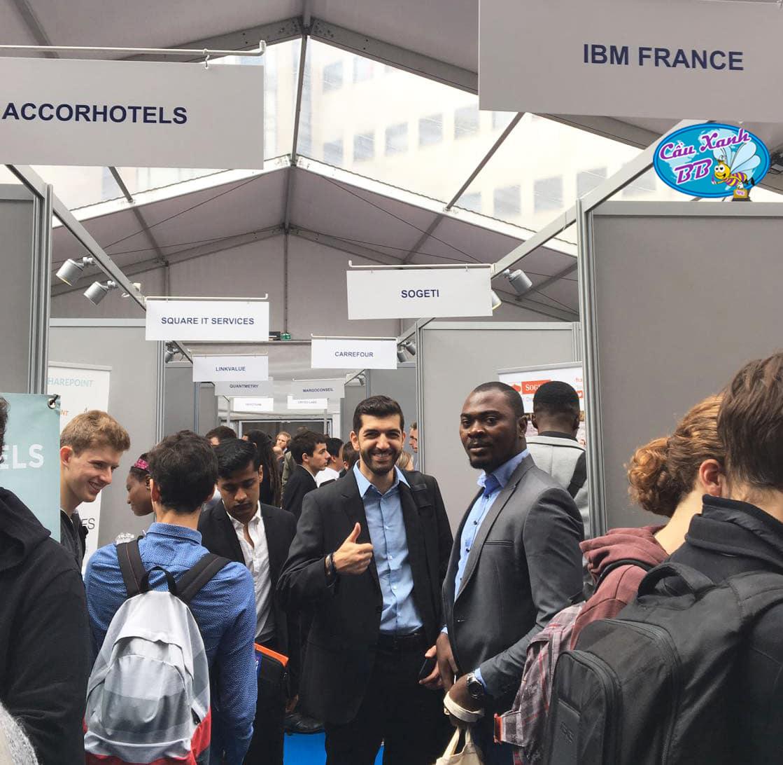 Các trường đào tạo Web - Digital Marketing tại Pháp