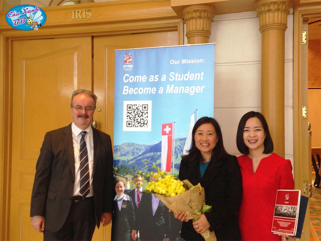 Cập nhật chương trình mới và học bổng Du học Thuỵ Sĩ trường HTMi áp dụng từ 2021