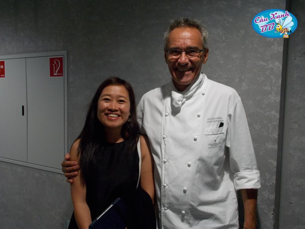 Du học Thuỵ Sĩ mới nhất 2021 ngành ẩm thực được đảm bảo việc làm tại Mỹ