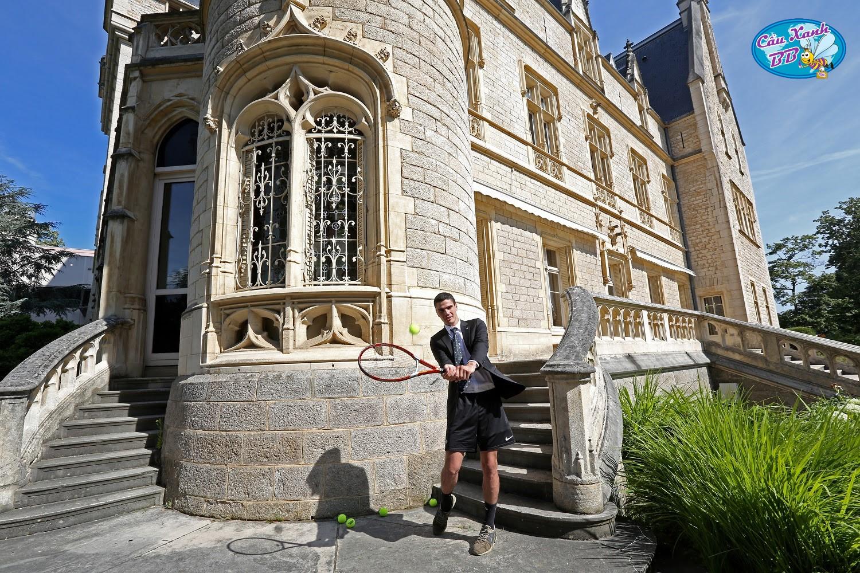 Du học Pháp ngành Du lịch khách sạn, câu đố tháng 5