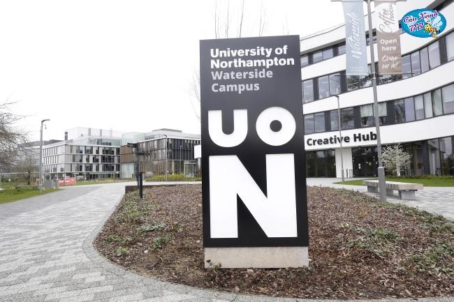 Những cập nhật quan trọng du học Anh Quốc, đại học Northampton kì tháng 9.2021