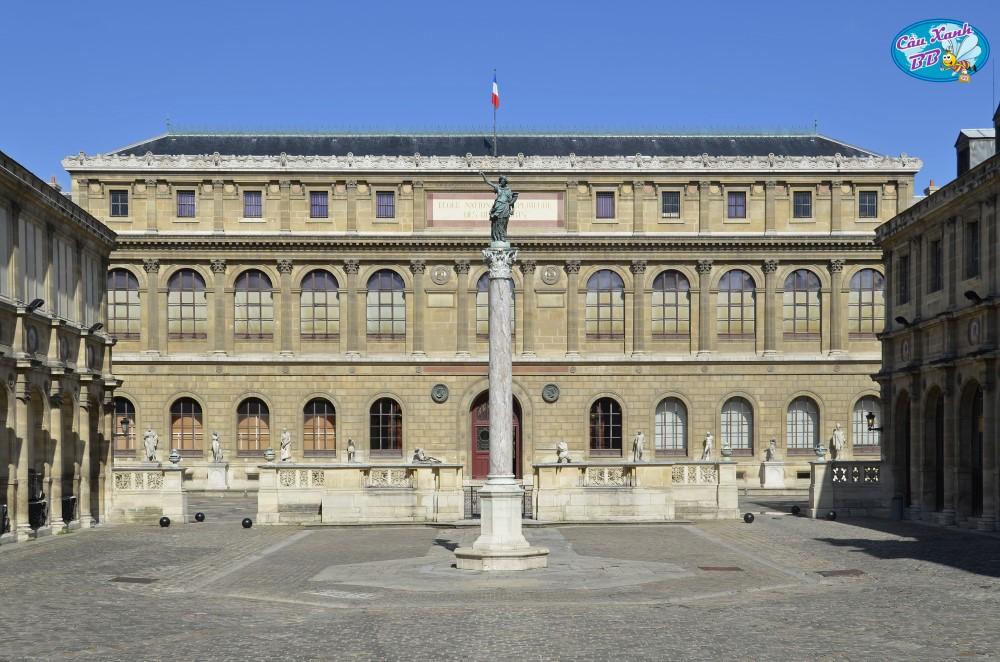 Lộ trình du học Pháp ngành nghệ thuật